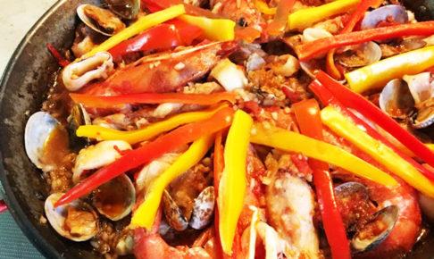 気持ちも華やぐおもてなしスペイン料理パエジャの作り方,paella