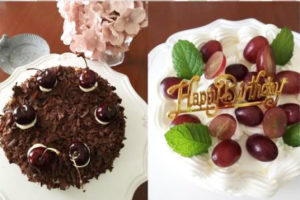 fruits cake mootto