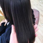 Hair color gloss