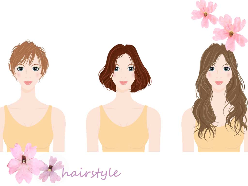 Hair styling howto