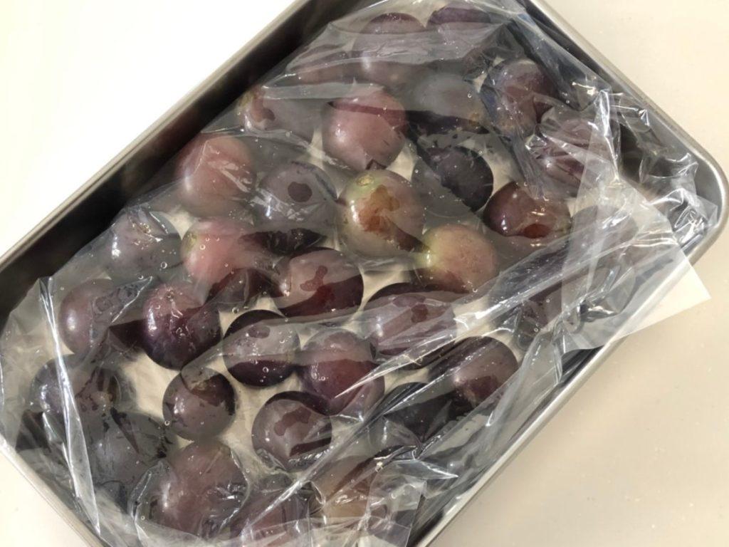 ポリ袋+冷凍庫+フルーツ=絶品ピューレ -Fruit puree