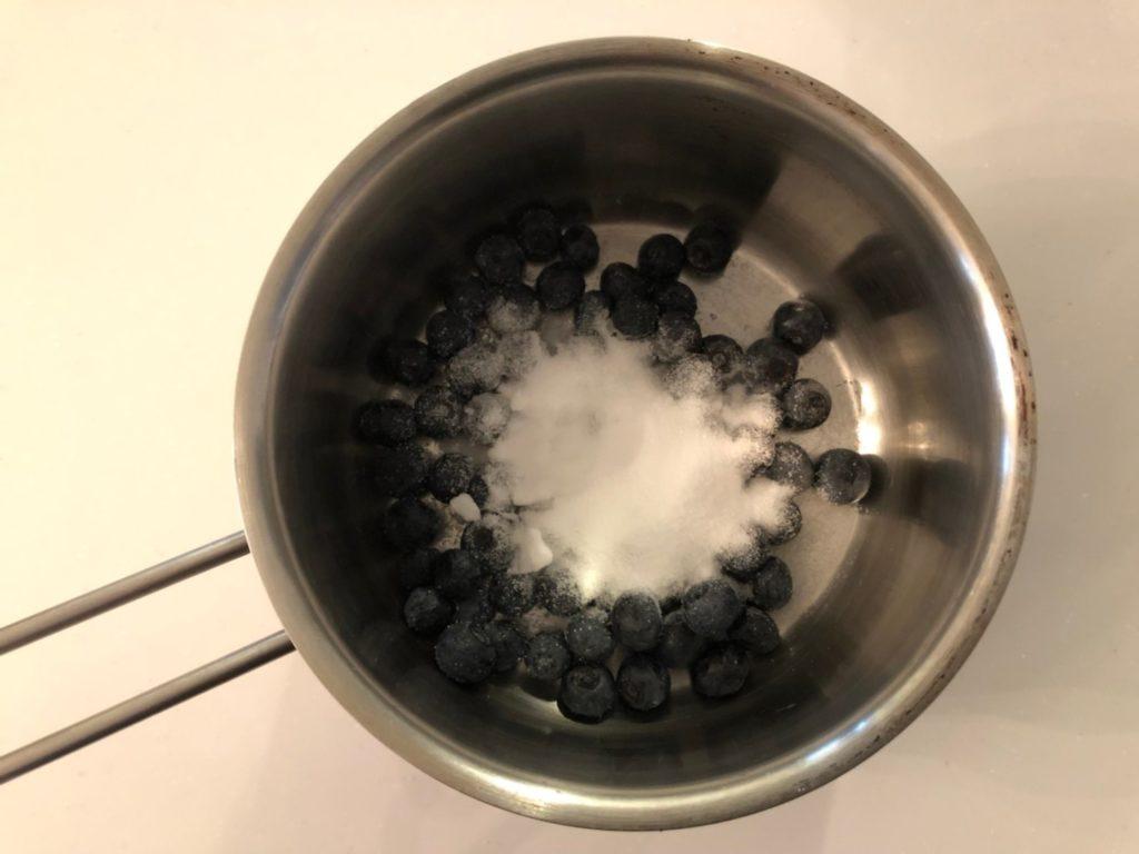 あっさりとしたフレッシュ感を残して作りたい-Fruit sauce