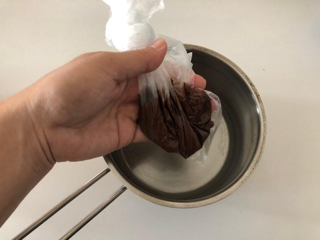 チョコレートデコレーション- Chocolate decoration