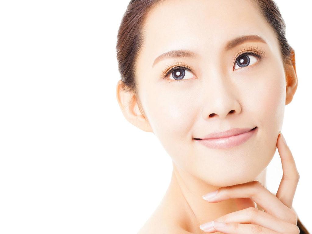 Nasolabial fold beauty method