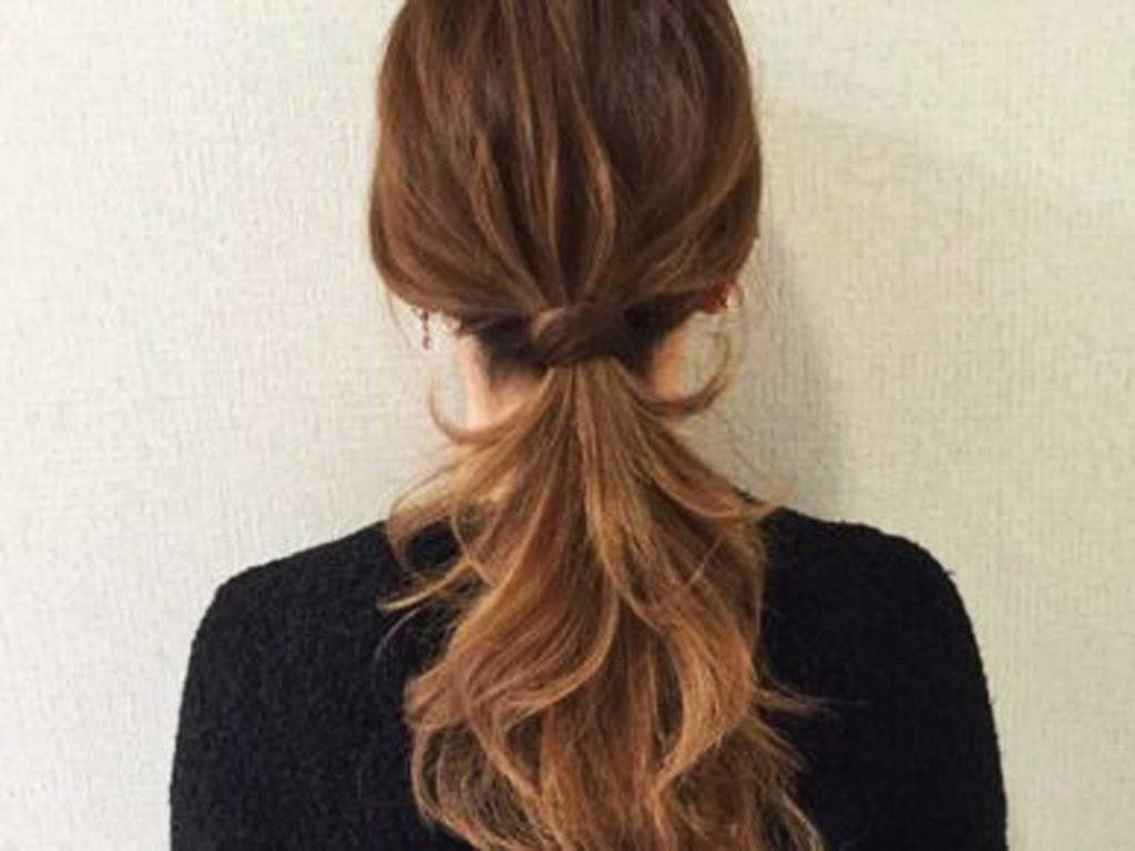 Hair arrangement